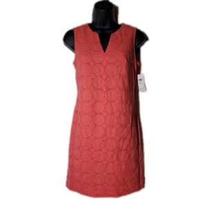 Pink Lace Banana Republic Dress NWT